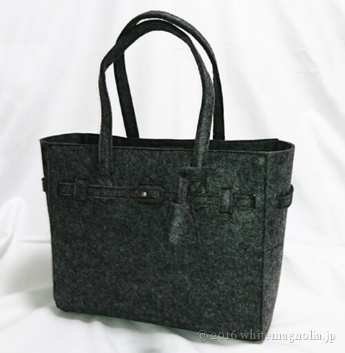 kakatooのフェルトトートバッグ