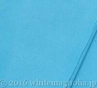 ZOZOUSEDブルーのパシュミナストール(商品説明の色)