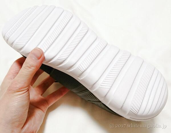 GUのスポーツスニーカー(靴底)