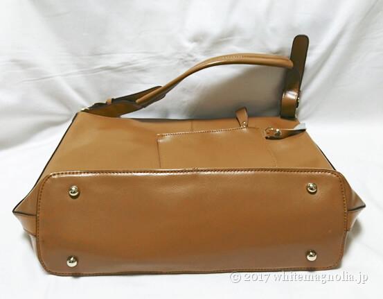 ZOZOUSED VitaFeliceのトートバッグ(底)