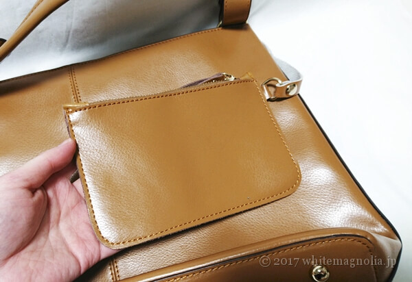 ZOZOUSED VitaFeliceのトートバッグ(付属ポーチ)