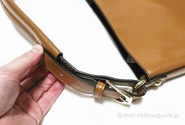 ZOZOUSED VitaFeliceのトートバッグ(持ち手)